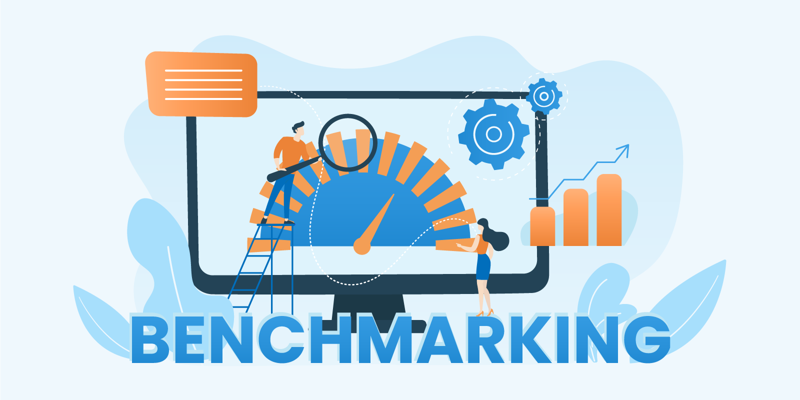 The art of making your budget go farther with Benchmarking!